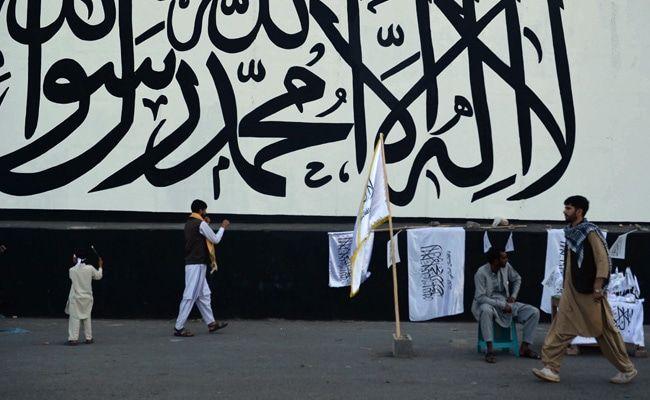 Taliban To Meet EU, US In Diplomatic Push Seeking International Support