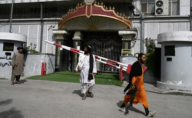 Afghan Ex Vice President's Glitzy Kabul Mansion Now With Taliban