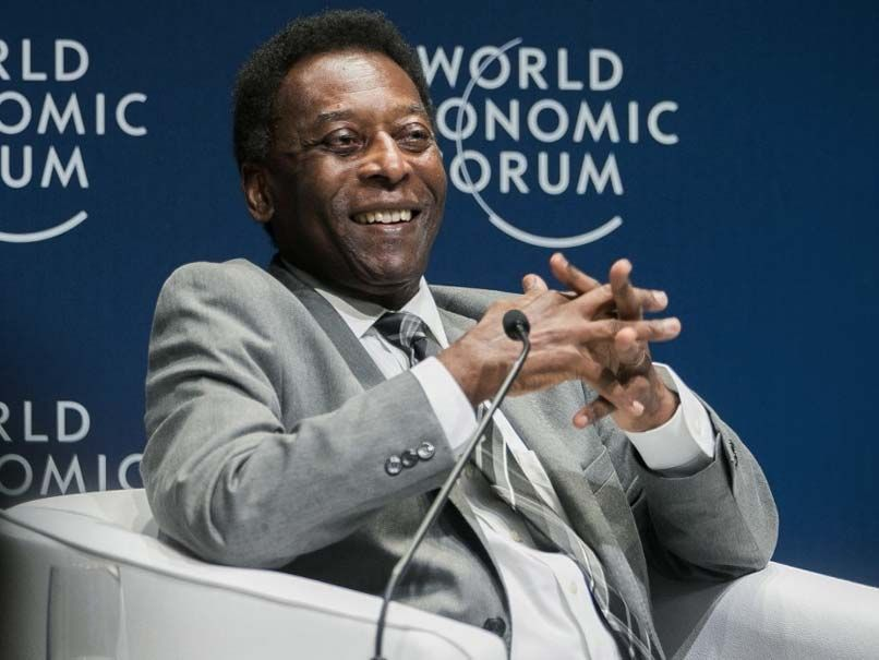 Pele Remains In ICU After Surgery, Says He's Feeling 'A Little Better'