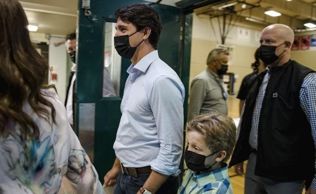 Justin Trudeau's Party Set To Win Canada's Election, Return To Power: Reports