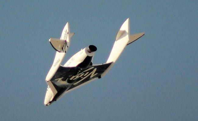 US Regulator Grounds Virgin Galactic Over Flight Deviation From Planned Trajectory
