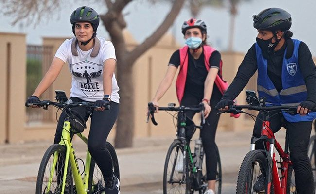 'Dream Is For Every Saudi Woman To Cycle': Jeddah Club Turns Wheels Of Change