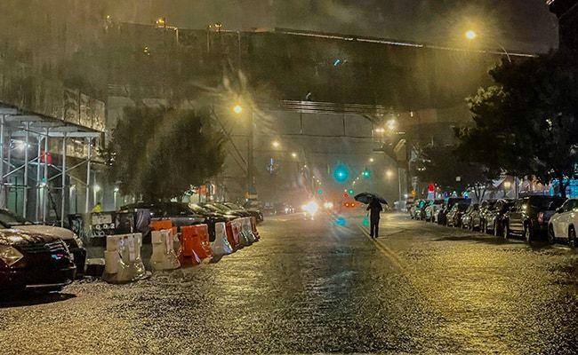 17 Dead As Hurricane Ida Brings Flash Flooding To New York Area