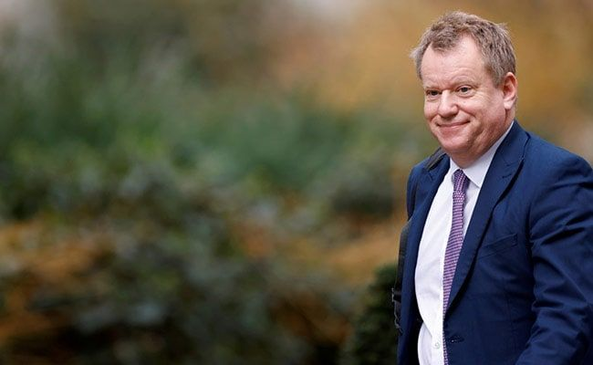 Stop The Poison, UK's Brexit Minister Tells European Union Over Post-Brexit Deal