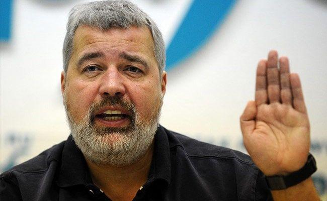 Nobel Peace Prize Winner Dedicates Award To 'Those Who Died Defending...'