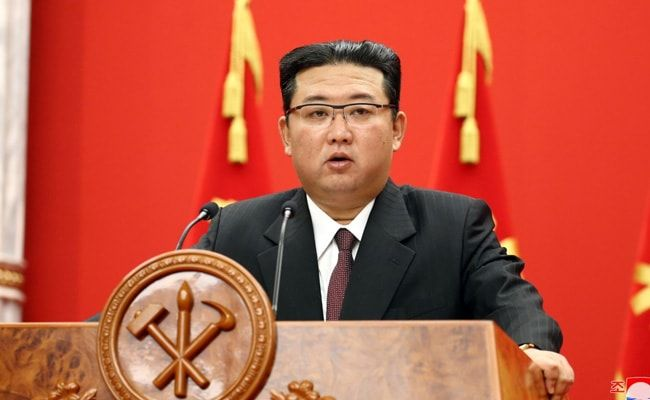 US 'Root Cause' Of Tensions, Says North Korea's Kim Jong Un: Report