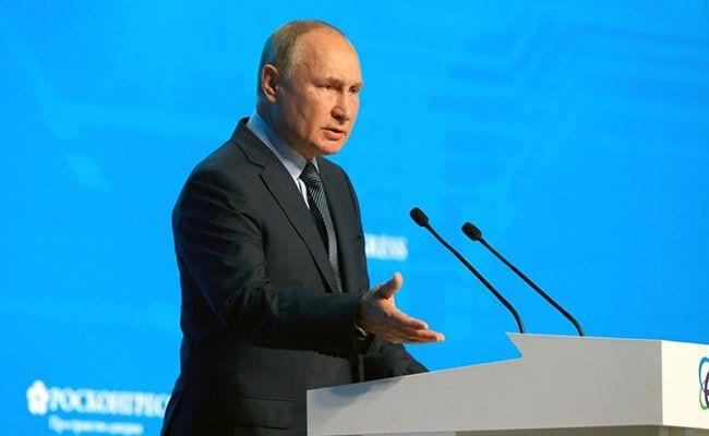 President Vladimir Putin Says Talk Of His Successor 'Destabilises' Russia