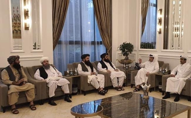 Taliban Talks In Doha Were 'Candid And Professional': US