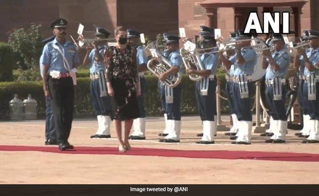 India 'Close Partner', Visit 'Milestone For Bilateral Ties': Denmark PM