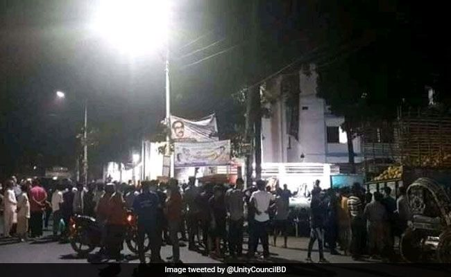 Hindu Temples Attacked In Bangladesh During Durga Puja, 3 Killed: Report