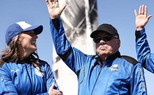 'It Was Unbelievable': Star Trek Actor Becomes Real Life Astronaut