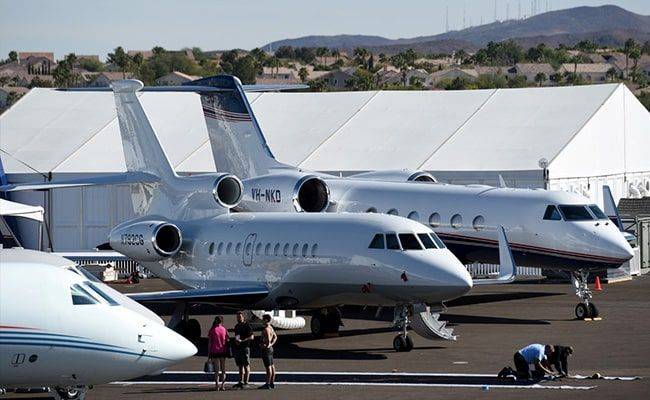 US Business Aviation Industry Commits To Net-Zero Carbon Emissions By 2050