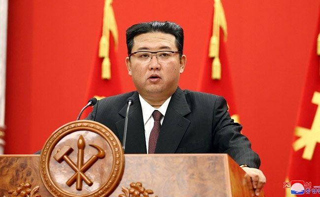 US, South Korea Threaten Peace, Says North Korea's Kim Jong Un