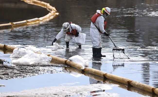 California Oil Pipeline Could Have Been Leaking For A Year: Officials