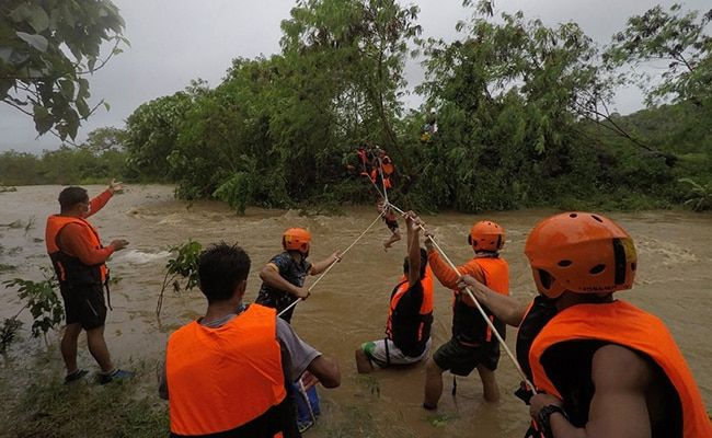At Least 15 Dead, Millions Displaced In China Floods