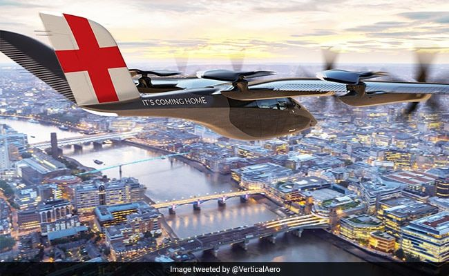 Hail A Taxi, It Flies, Lands On Top Of Your Office: It's Coming Soon