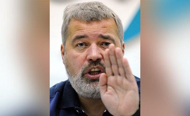 Kremlin Congratulates 'Courageous' Russian Nobel Prize Winner Muratov