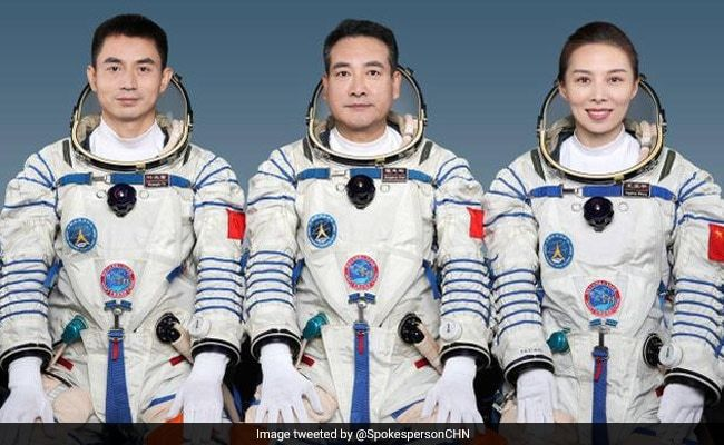 China To Launch Latest Crewed Space Mission On October 16