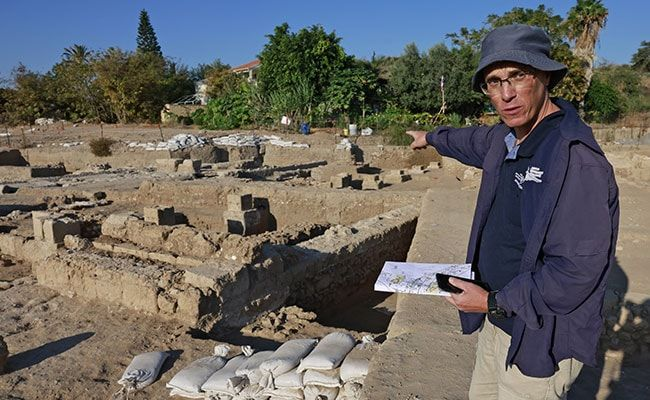 1,500-Year-Old Byzantine Wine Complex Discovered In Israel