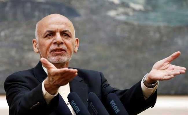 President Ghani Says Fled Afghanistan To Prevent 'Flood Of Bloodshed'