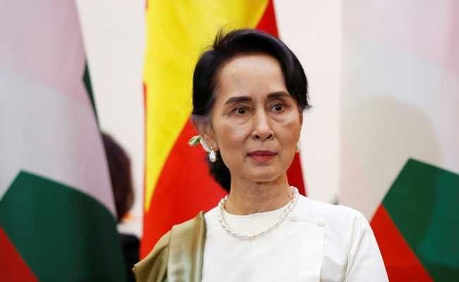 Firebomb Attack At Aung San Suu Kyi's Party Headquarters In Myanmar