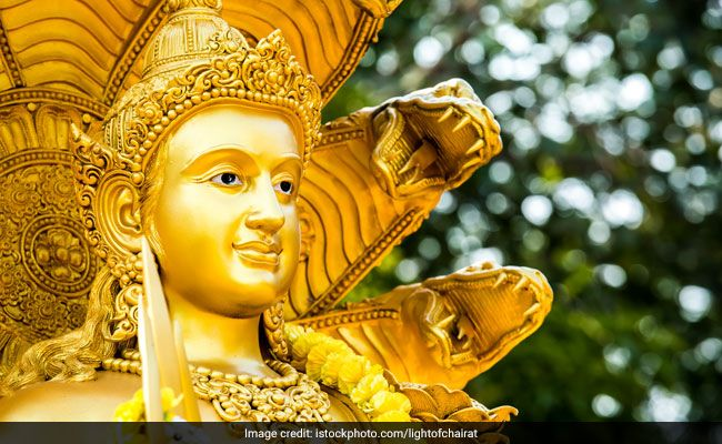 Over-Century-Old India-Made Statue Of Hindu Deity Stolen From South Africa Temple