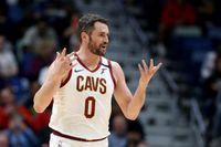Report: Kevin Love to miss Cavs game vs. Wizards due to injury