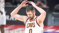 Report: Multiple people in Cavs organization 'wondering' if Kevin Love can ever get back to old self