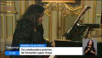 Morreu aos 82 anos a pianista Olga Prats