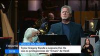 """Teatro São Carlos apresenta ópera """"Ernani"""" de Verdi"""