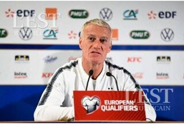 deschamps, giroud, didier, raphael, varane, reykjav, minutes, jambes, selectionneur, capitaine, traditionnelle, conference, presse, veille
