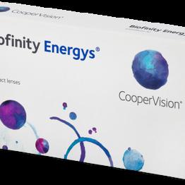 Cooper Vision Biofinity Energys Μυωπίας-Υπερμετρωπίας Μηνιαίοι (6 ΦΑΚΟΙ)