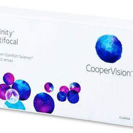 Biofinity Multifocal Πολυεστιακοί Μηνιαίοι (6 Φακοί)