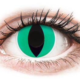 ColourVUE Crazy Lens - Anaconda - Μη διοπτρικοί Ετήσιοι φακοί επαφής (2 φακοί)