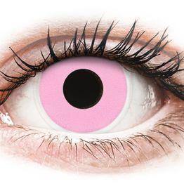 ColourVUE Crazy Lens - Barbie Pink - Μη διοπτρικοί Ετήσιοι φακοί επαφής (2φακοί)