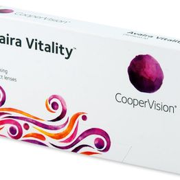 Avaira Vitality Δεκαπενθήμεροι (3 φακοί)