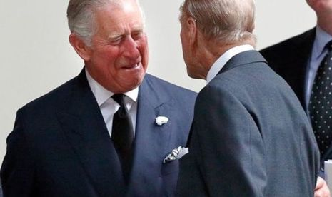 prince, charles, bedside, message, father, shared, source