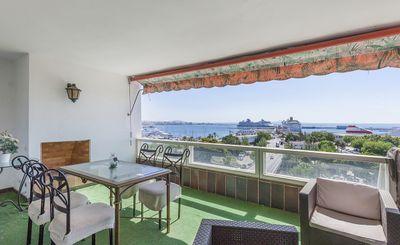Apartment mit herrlichem Blick auf die Bucht von Palma und die Kathedrale