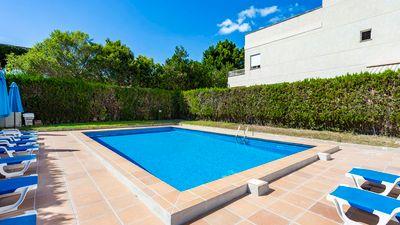Herrliche Doppelhaushalfte mit Garage und Gemeinschaftspool im Zentrum von Palma