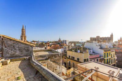 Fantastische Gelegenheit in ein Hochhaus in Palma de Mallorca zu investieren