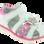 IQKIDS Κοριτσίστικο Πέδιλο ANNA-120 19/26 Λευκό