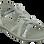 IQKIDS Κοριτσίστικο Πέδιλο SILVER-120 30/36 Ασημί