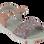 IQKIDS Κοριτσίστικο Πέδιλο STARLETA-120 22/28 Ροζ