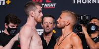 UFC Vegas 32 Weigh-in Results: All fighters make weight