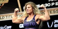 Kayla Harrison submitted Taylor Guardado in predictable PFL Championship main event | Video