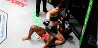 Abigail Montes serves Claressa Shields her first MMA loss at PFL Championships (Video)