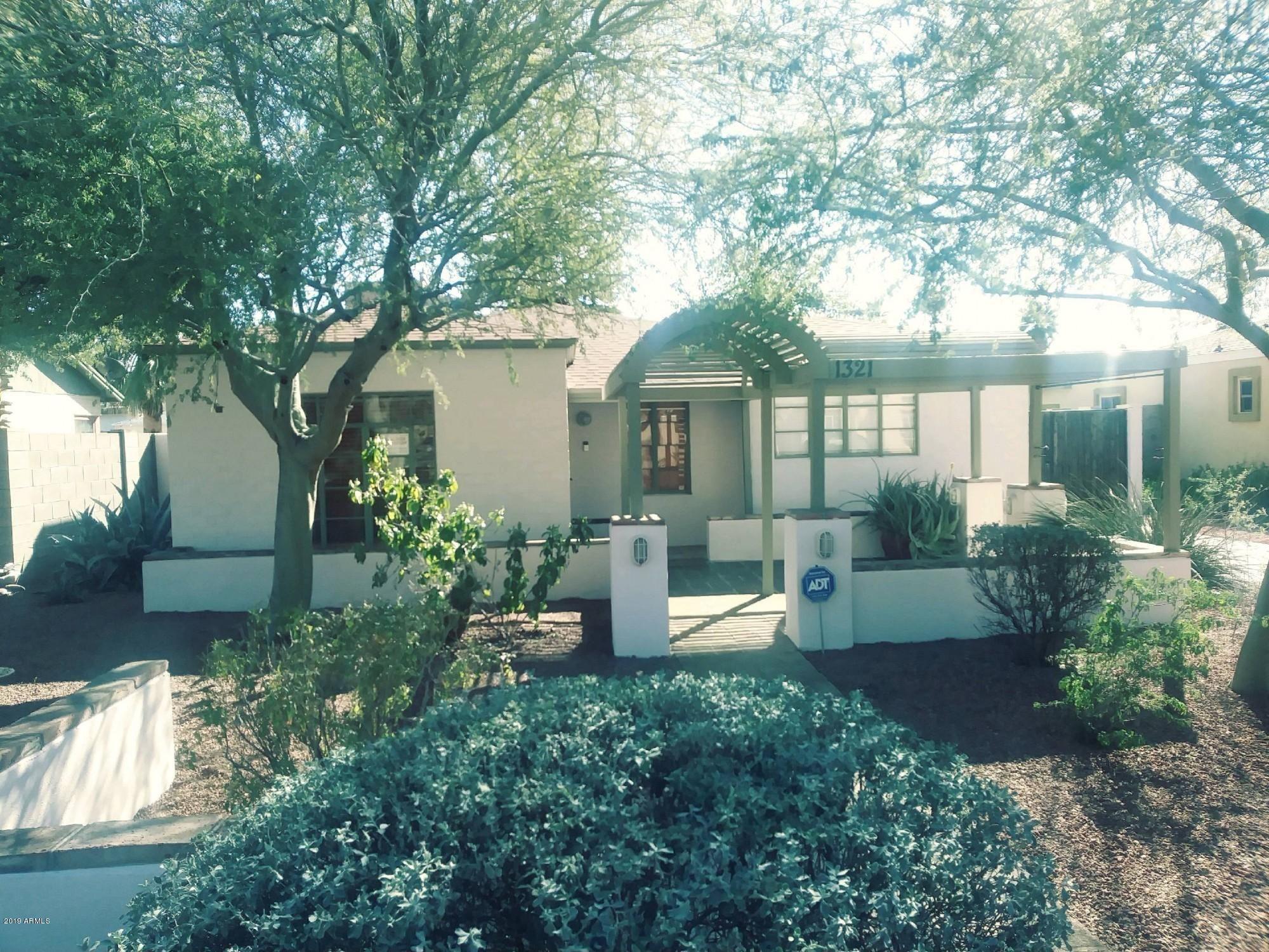 1321 E GRANADA Road Phoenix AZ 85006