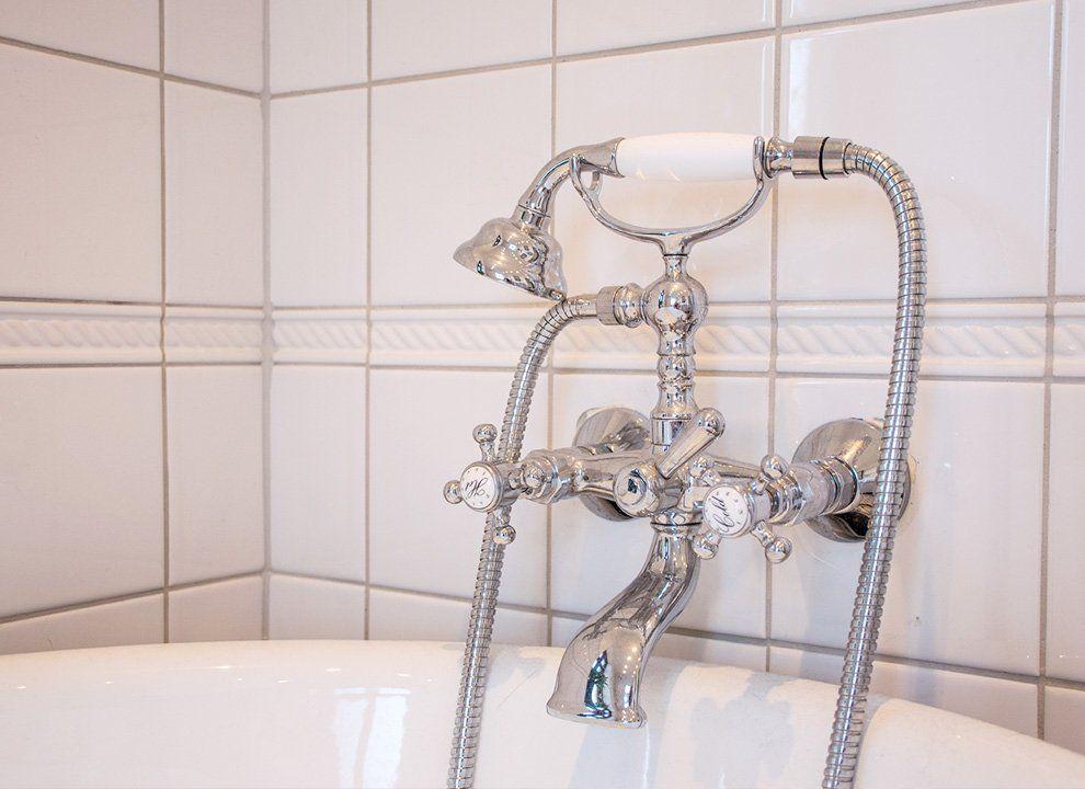 Duschblandare & duschset