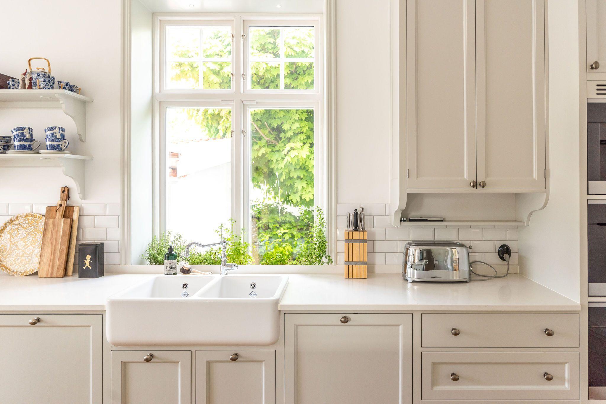 Måttanpassade kök tillverkade i Sverige   Qvesarum