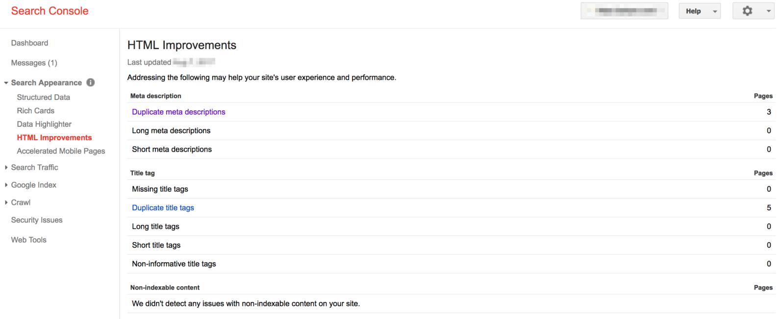 Google Search Console的完整指南